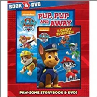 NICKELODEON PAW PATROL | BOOK & DVD SET