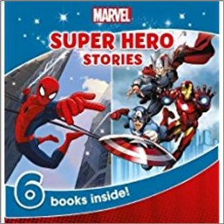 MARVEL | SUPER HERO STORIES