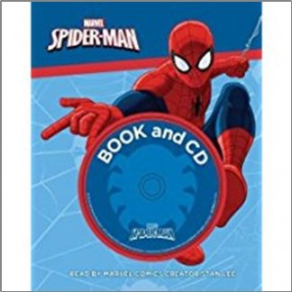 MARVEL SPIDER-MAN | BOOK AND CD