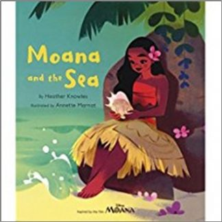 DISNEY MOANA | MOANA AND THE SEA