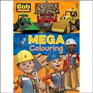 BOB THE BUILDER | MEGA COLOURING