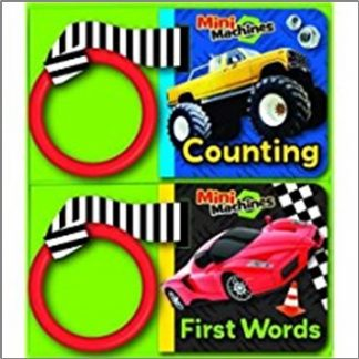BUGGY BOOK BOX | COUNTING/FIRST WORDS