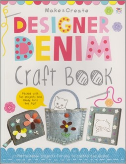 DESIGNER DENIM CRAFT BOOK