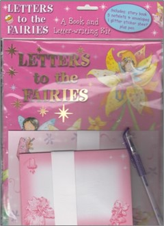 LETTERS TO THE FAIRIES BAG