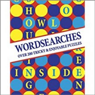WORDSEARCHES | OVER 200 TRICKY & ENJOYABLE PUZZLES