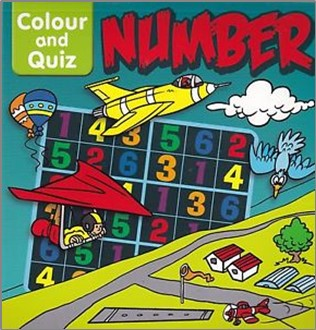COLOUR AND QUIZ | NUMBER