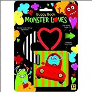 BUGGY BOOK | MONSTER LOVES