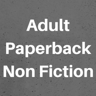 Adult Paperback Non Fiction