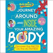 GOLD STARS | FACTIVITY | JOURNEY AROUND AND INSIDE YOUR AMAZING BODY