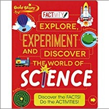 GOLD STARS | FACTIVITY | EXPLORE, EXPERIMENT AND DISCOVER THE WORLD OF SCIENCE