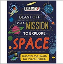 GOLD STARS | FACTIVITY | BLAST OFF ON A MISSION TO EXPLORE SPACE