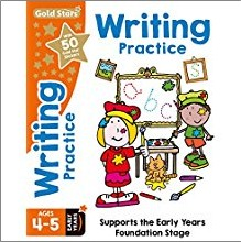 GOLD STARS | WRITING PRACTICE AGES 4-5