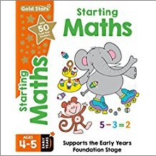GOLD STARS | MATHS AGES 4-5