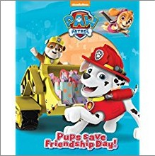 NICKELODEON PAW PATROL | PUPS SAVE FRIENDSHIP DAY!
