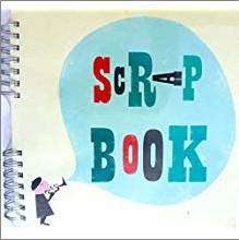 SCRAP BOOK   INK PRESS (L.O.)