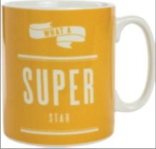 SUPER STAR MUG