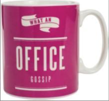 OFFICE GOSSIP MUG