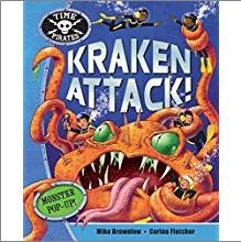 TIME PIRATES: KRAKEN ATTACK - G6