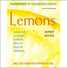 LEMONS   Cleaning Laundry Garden Beauty Health Cooking - F1