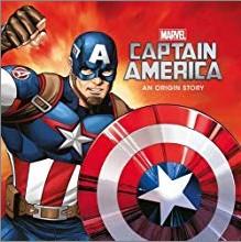 MARVEL CAPTAIN AMERICA   AN ORIGIN STORY