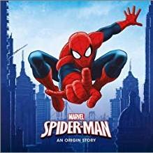 MARVEL SPIDER-MAN   AN ORIGIN STORY