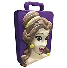 DISNEY PRINCESS BEAUTY AND THE BEAST | READ & MAKE CARRY CASE
