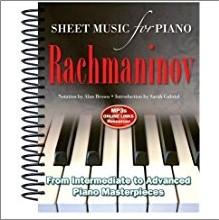 Sheet Music: Rachmaninoff