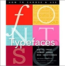 HOW TO CHOOSE & USE FONTS & TYPEFACES - B6