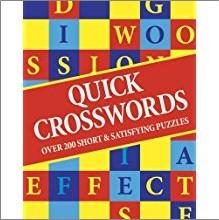 QUICK CROSSWORDS | OVER 200 SHORT & SATISFYING PUZZLES