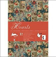 Hearts: Gift Wrapping Paper Book Vol. 19 /9789460090301