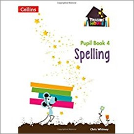 COLLINS TREASURE HOUSE | PUPIL BOOK 4 | SPELLING