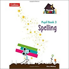 COLLINS TREASURE HOUSE | PUPIL BOOK 3 | SPELLING