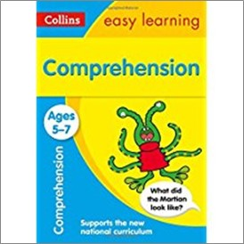 COLLINS EASY LEARNING | COMPREHENSION AGES 5-7