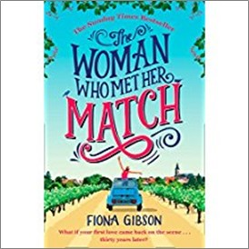 WOMAN WHO MET HER MATCH - Fiona Gibson