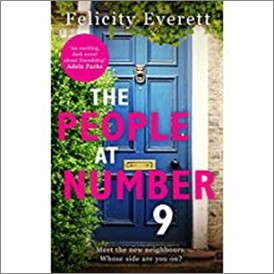 PEOPLE AT NUMBER 9 - Felicity Everett