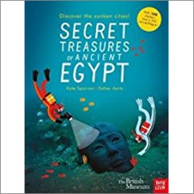 SECRET TREASURES OF ANCIENT EGYPT