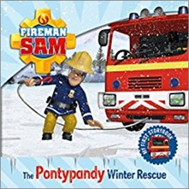 FIREMAN SAM | MY FIRST STORYBOOK | THE PONTYPANDY WINTER RESCUE