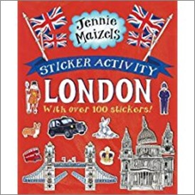STICKER ACTIVITY | LONDON