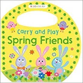 BLOOMSBURY | CARRY AND PLAY | SPRING FRIENDS
