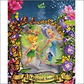 DISNEY FAIRIES TINKERBELL AND THE SECRET OF THE WINGS | MAGICAL STORY