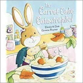 CARROT CAKE CATASTROPHE!