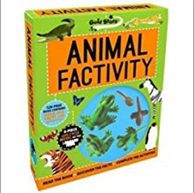 GOLD STARS | ANIMAL FACTIVITY
