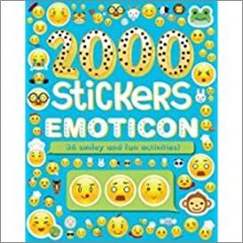 2000 STICKERS | EMOTICON