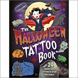 HALLOWEEN TATTOO BOOK
