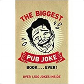 BIGGEST PUB JOKE BOOK ... EVER!