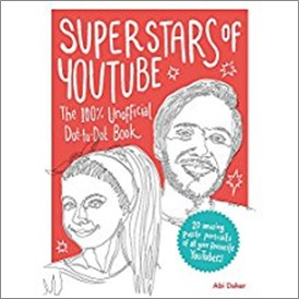 SUPERSTARS OF YOUTUBE | 100% UNOFFICIAL DOT-TO-DOT BOOK