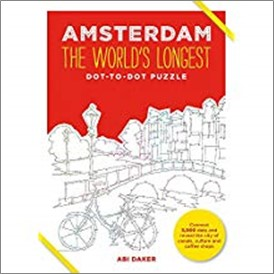 AMSTERDAM | THE WORLD'S LONGEST DOT-TO-DOT PUZZLE