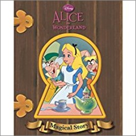 DISNEY ALICE IN WONDERLAND | MAGICAL STORY