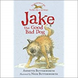 ADVENTURES OF JAKE THE BEST DOG IN THE WORLD | JAKE THE GOOD BAD DOG