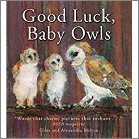 GOOD LUCK, BABY OWLS